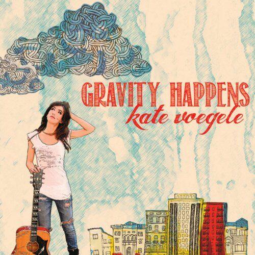 Kate Voegele - Gravity Happens - Preis vom 15.09.2021 04:53:31 h