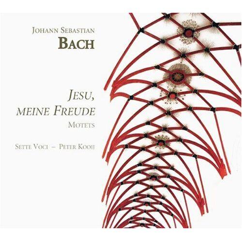 Kooij - Jesu Meine Freude-Motetten Bwv 225-230/B - Preis vom 11.06.2021 04:46:58 h