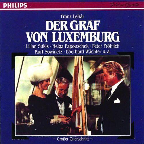Sogr - Der Graf Von Luxemburg (Az) - Preis vom 19.06.2021 04:48:54 h