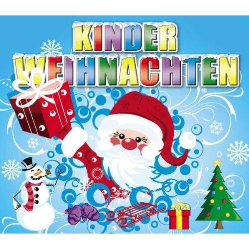Various - Kinderweihnachten (26 Weihnachtslieder für Kinder + Weihnachtsgeschichte) - Preis vom 28.09.2021 05:01:49 h