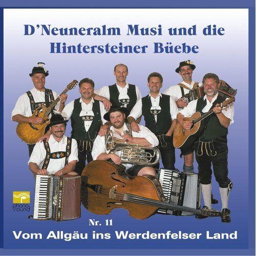 Various - Vom Allgäu ins Werdenfelser-Land - Nr.11 - Preis vom 15.06.2021 04:47:52 h