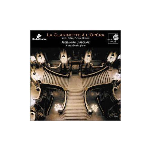 Carobnare - La Clarinette a L'opera - Preis vom 11.06.2021 04:46:58 h
