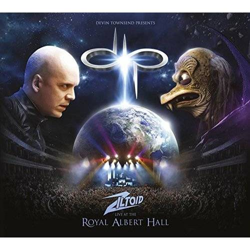 Pro-Ject Devin Townsend Presents: Ziltoid Live at the Royal - Preis vom 25.07.2021 04:48:18 h