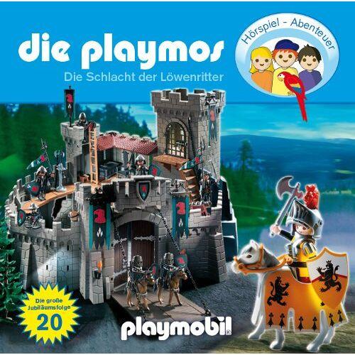Simon X. Rost & Florian Fickel - Die Playmos / Folge 20 / Die Schlacht der Löwenritter - Preis vom 02.08.2021 04:48:42 h
