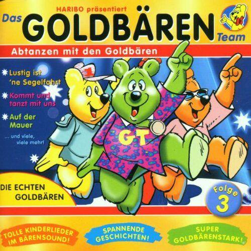 Haribo-das Goldbärenteam - Abtanzen mit Den Goldbären - Preis vom 14.06.2021 04:47:09 h