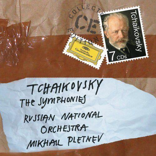 M. Pletnev - Sämtliche Sinfonien (Ga)/Sinfonische Dichtungen/+ - Preis vom 13.06.2021 04:45:58 h