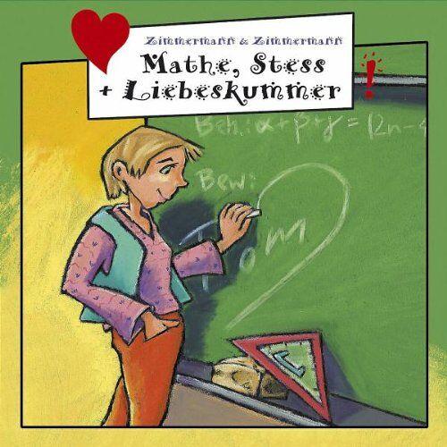 Freche Mädchen - Mathe,Stress+Liebeskummer - Preis vom 01.08.2021 04:46:09 h