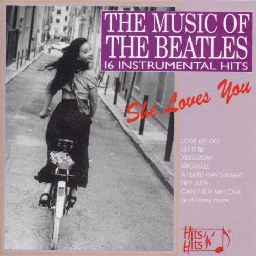 The Beatles - Music of the Beatles - Preis vom 17.09.2021 04:57:06 h
