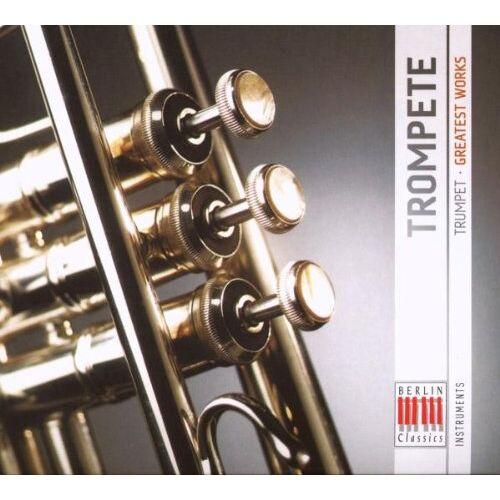 Güttler - Instruments: Trompete/Trumpet - Greatest Works - Preis vom 21.06.2021 04:48:19 h