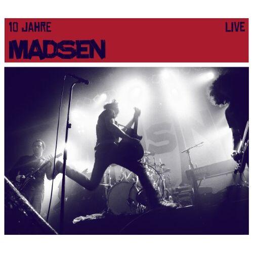 Madsen - 10 Jahre Madsen Live - Preis vom 19.06.2021 04:48:54 h