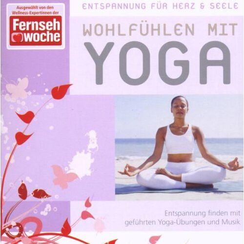 Entspannung für Herz & Seele - Wohlfühlen mit Yoga - Preis vom 16.10.2021 04:56:05 h