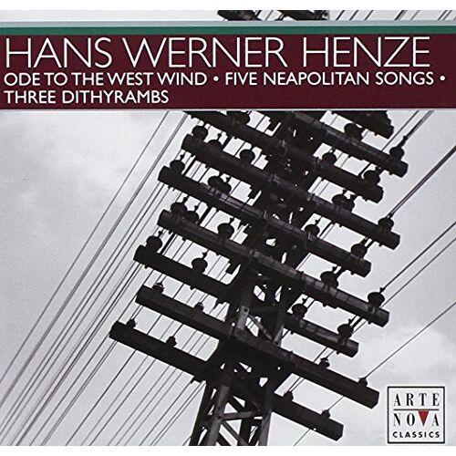 H.W. Henze - Ode An Den Westwind - Preis vom 14.06.2021 04:47:09 h