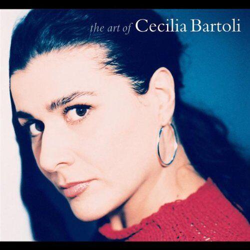 Cecilia Bartoli - The Art of Cecilia Bartoli - Preis vom 31.07.2021 04:48:47 h