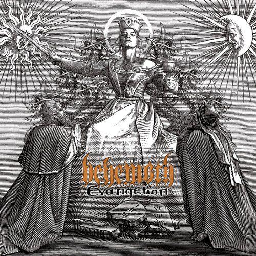 Behemoth - Evangelion - Preis vom 17.06.2021 04:48:08 h