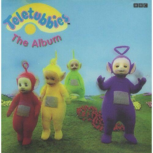 Teletubbies - The Album - Preis vom 19.06.2021 04:48:54 h