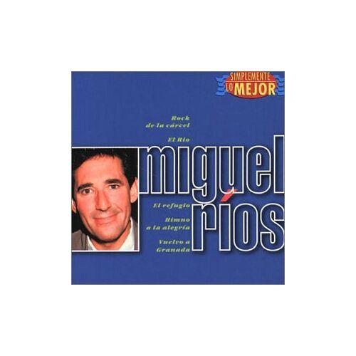 Miguel Rios - Simplemente Lo Mejor - Preis vom 17.05.2021 04:44:08 h