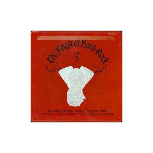 Various - Finest of Hardrock-Vol.3 - Preis vom 14.06.2021 04:47:09 h