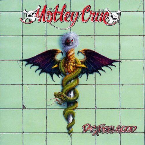 Mötley Crüe - Dr.Feelgood - Preis vom 12.10.2021 04:55:55 h