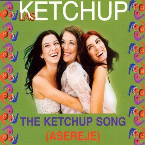 Las Ketchup - The Ketchup Song (Asereje) - Preis vom 17.05.2021 04:44:08 h