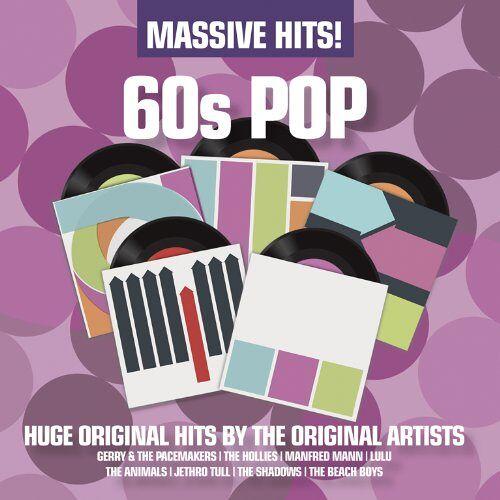 Massive Hits!:60s Pop - Massive Hits!-60s Pop - Preis vom 17.06.2021 04:48:08 h