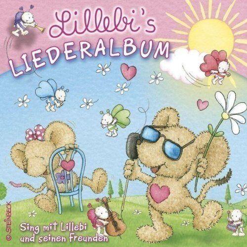 Lillebi - Lillebi'S Liederalbum - Sing Mit Lillebi und Seinen Freunden - Preis vom 11.06.2021 04:46:58 h