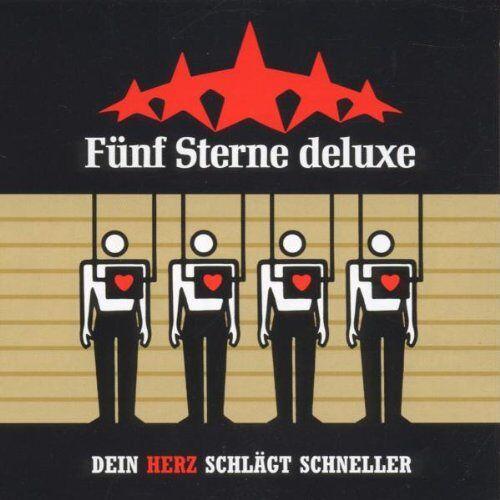 Fünf Sterne Deluxe - Dein Herz Schlägt Schneller - Preis vom 16.06.2021 04:47:02 h