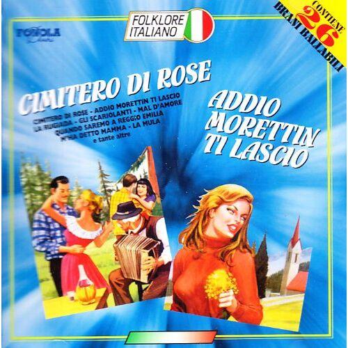 Folklore Italiano Vol.4 - Cimitero di Rose Folklore 4 - Preis vom 13.06.2021 04:45:58 h