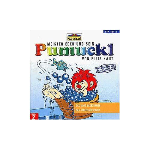Pumuckl - 02:das Neue Badezimmer/das Schlossgespenst - Preis vom 11.06.2021 04:46:58 h
