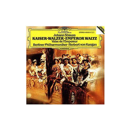 Karajan, Herbert Von - Kaiserwalzer - Preis vom 13.06.2021 04:45:58 h