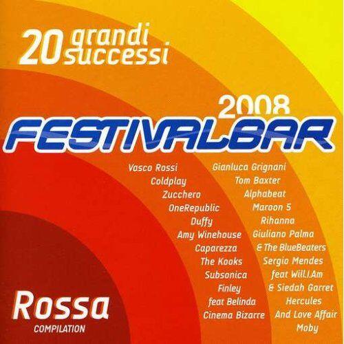 Festivalbar Rossa 2008 V - Festivalbar Rossa 2008 - Preis vom 13.06.2021 04:45:58 h