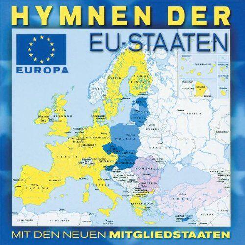 Various - Hymnen Der Eu-Staaten-Mit Den Neuen Mitgliedstaa - Preis vom 12.06.2021 04:48:00 h
