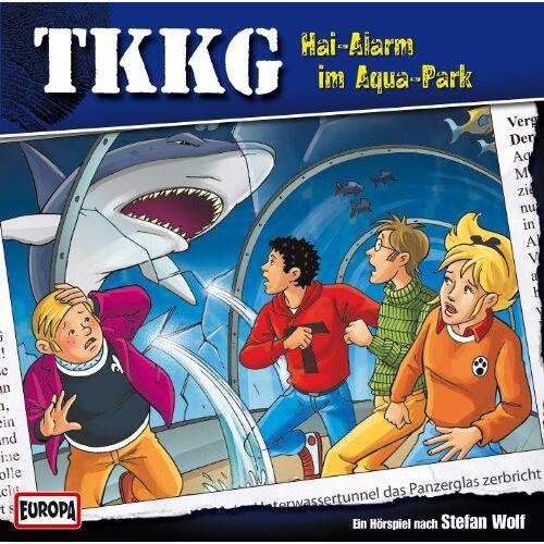 Tkkg - 178/Hai-Alarm im Aquapark - Preis vom 21.06.2021 04:48:19 h