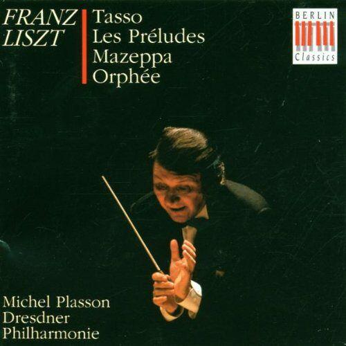 Michel Plasson - Sinfonische Dichtungen - Preis vom 13.06.2021 04:45:58 h