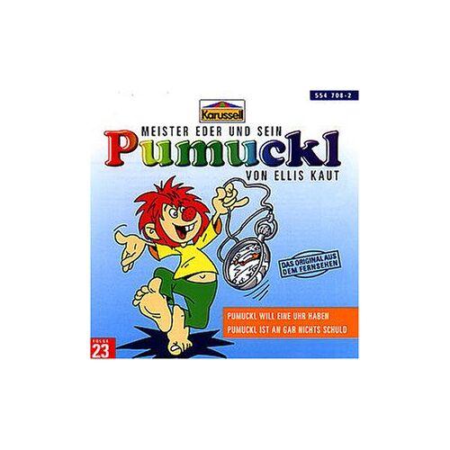 Pumuckl - 23:Pumuckl Will Eine Uhr Haben/Pumuckl Ist An Gar - Preis vom 17.06.2021 04:48:08 h