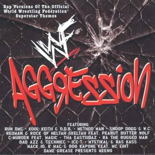 Various - WWF Aggression - Preis vom 24.07.2021 04:46:39 h