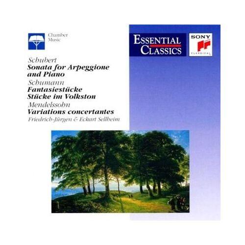 DUO Sonate für Cello und Klavier / Fantastisches Stück - Preis vom 19.06.2021 04:48:54 h