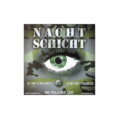 Various - Nachtschicht Vol.10 - Preis vom 13.06.2021 04:45:58 h