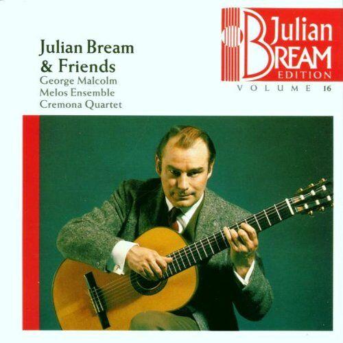 Julian Bream - Julian Bream and Friends - Julian Bream Edition Vol. 16 - Preis vom 09.06.2021 04:47:15 h