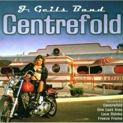J.Geils Band - Centrefold - Preis vom 22.06.2021 04:48:15 h