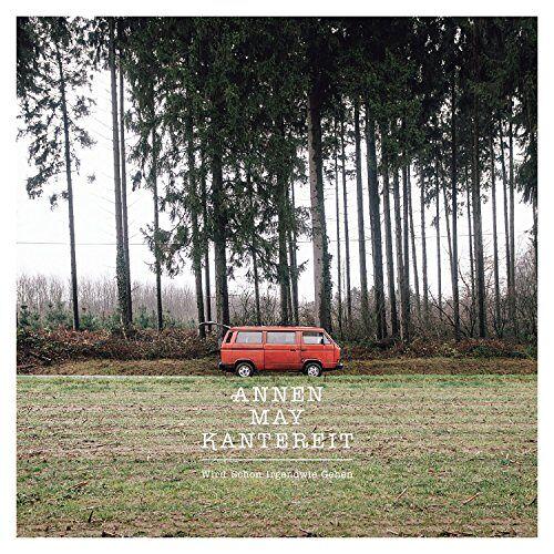 AnnenMayKantereit - Wird schon irgendwie gehen (EP) - Preis vom 16.05.2021 04:43:40 h