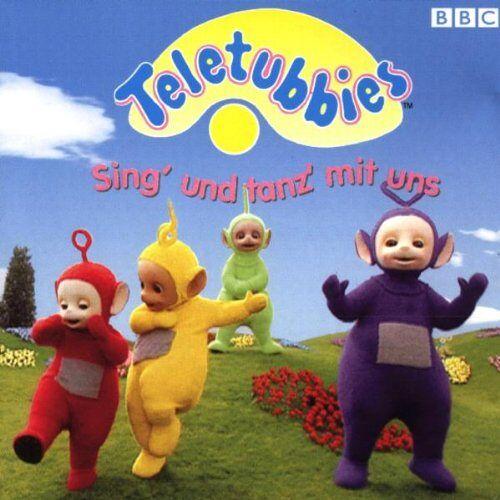 Teletubbies - Sing und Tanz mit Uns - Preis vom 13.06.2021 04:45:58 h