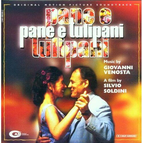 Giovanni Venosta - Brot und Tulpen (Pane e Tulipani) - Preis vom 22.06.2021 04:48:15 h