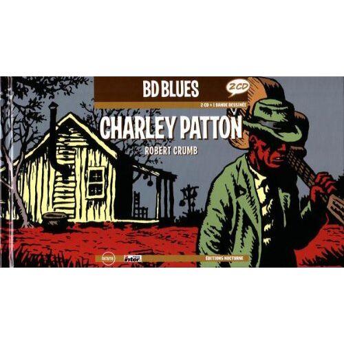Charley Patton - Bd Blues-Charley Patton (+Buch - Preis vom 11.06.2021 04:46:58 h