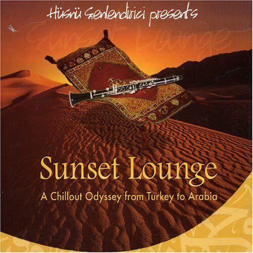Hüsnü Senlendirici - Sunset Lounge:a Chillout Odyss - Preis vom 21.06.2021 04:48:19 h