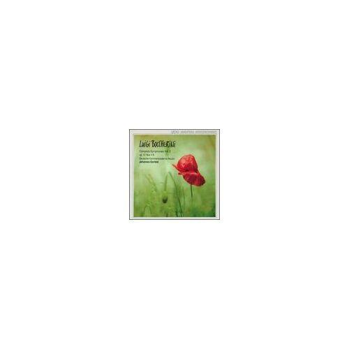 Goritzki - Sinfonie 4+5+6 V.3 - Preis vom 16.06.2021 04:47:02 h