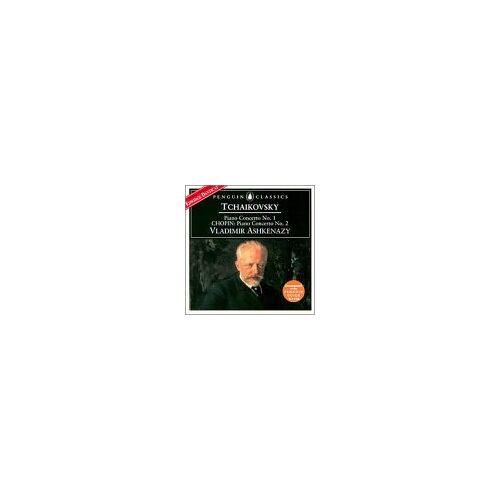 Tchaikovsky - Ct Pno 1/Ct Pno 2 - Preis vom 21.06.2021 04:48:19 h