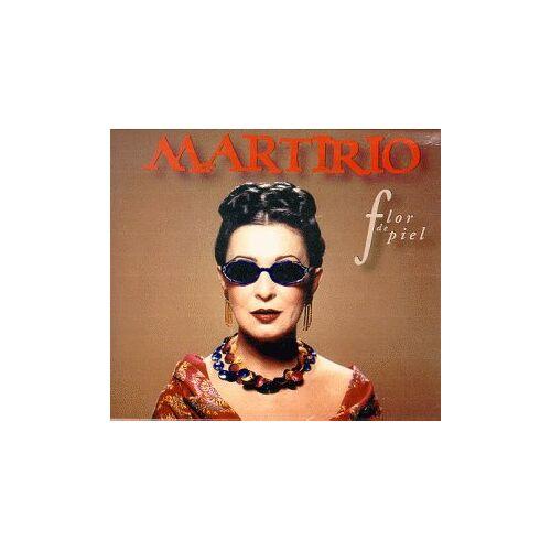 Martirio - Flor de Piel - Preis vom 14.06.2021 04:47:09 h