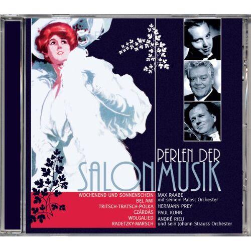 Various - Perlen der Salonmusik - Preis vom 21.06.2021 04:48:19 h