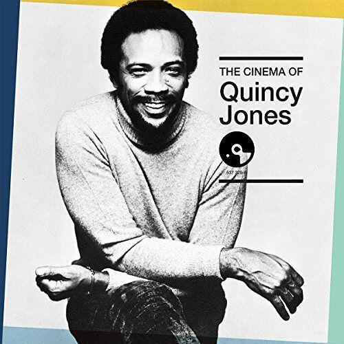 Quincy Jones - The Cinema of Quincy Jones - Preis vom 19.06.2021 04:48:54 h