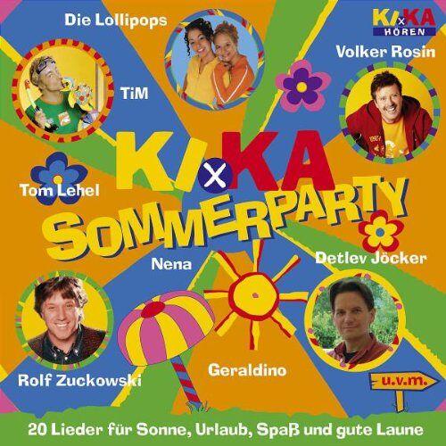 Various - Ki.Ka Sommerparty - Preis vom 28.07.2021 04:47:08 h